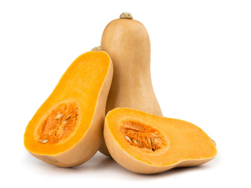 Butternut Squash Head