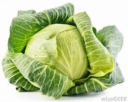 Green Cabbage (Head)