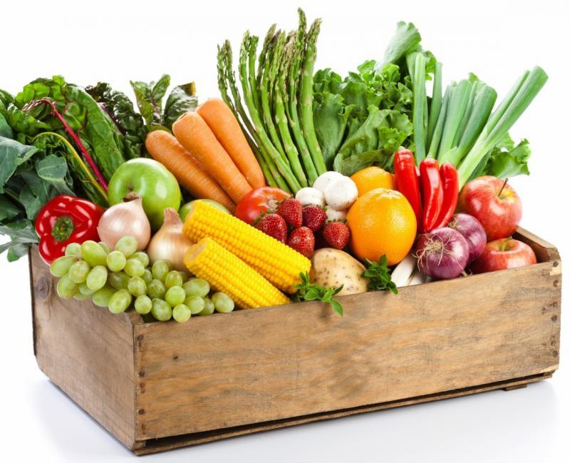 Box 2 (Prepared Vegetable Box)