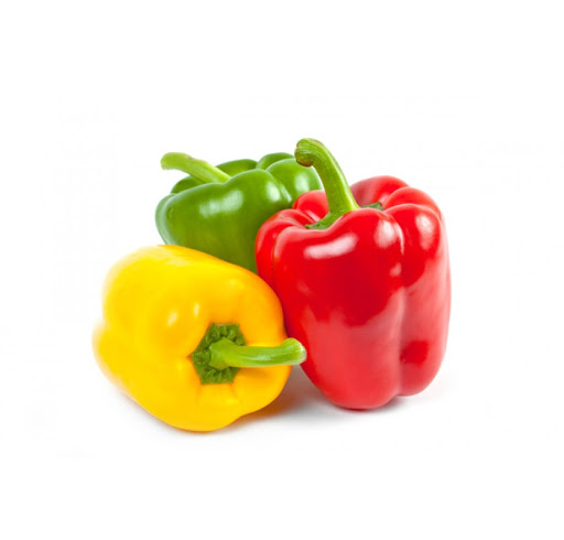 Mixed Peppers 500gr (2-3 pieces)